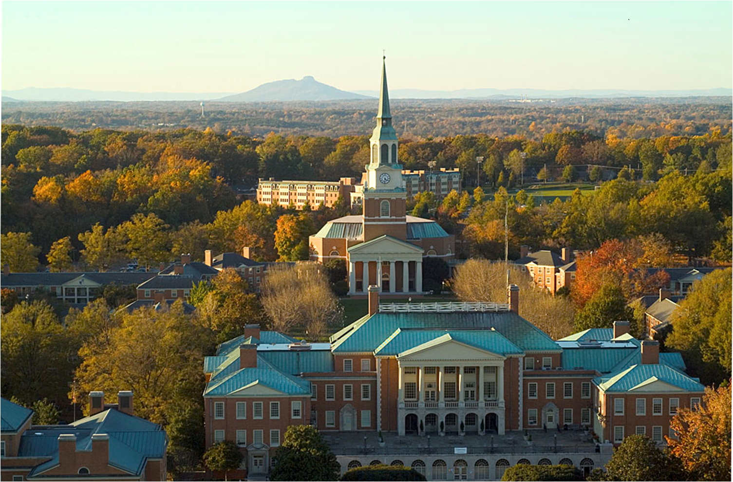 wake forest university admissions essays Our decision to reevaluate our admissions policy grew out of a  at wake forest university,  to wake forest, read and evaluated the essays,.